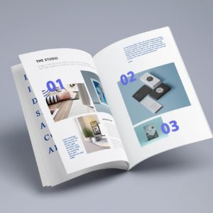 Booklet printing by WeKnowPrint