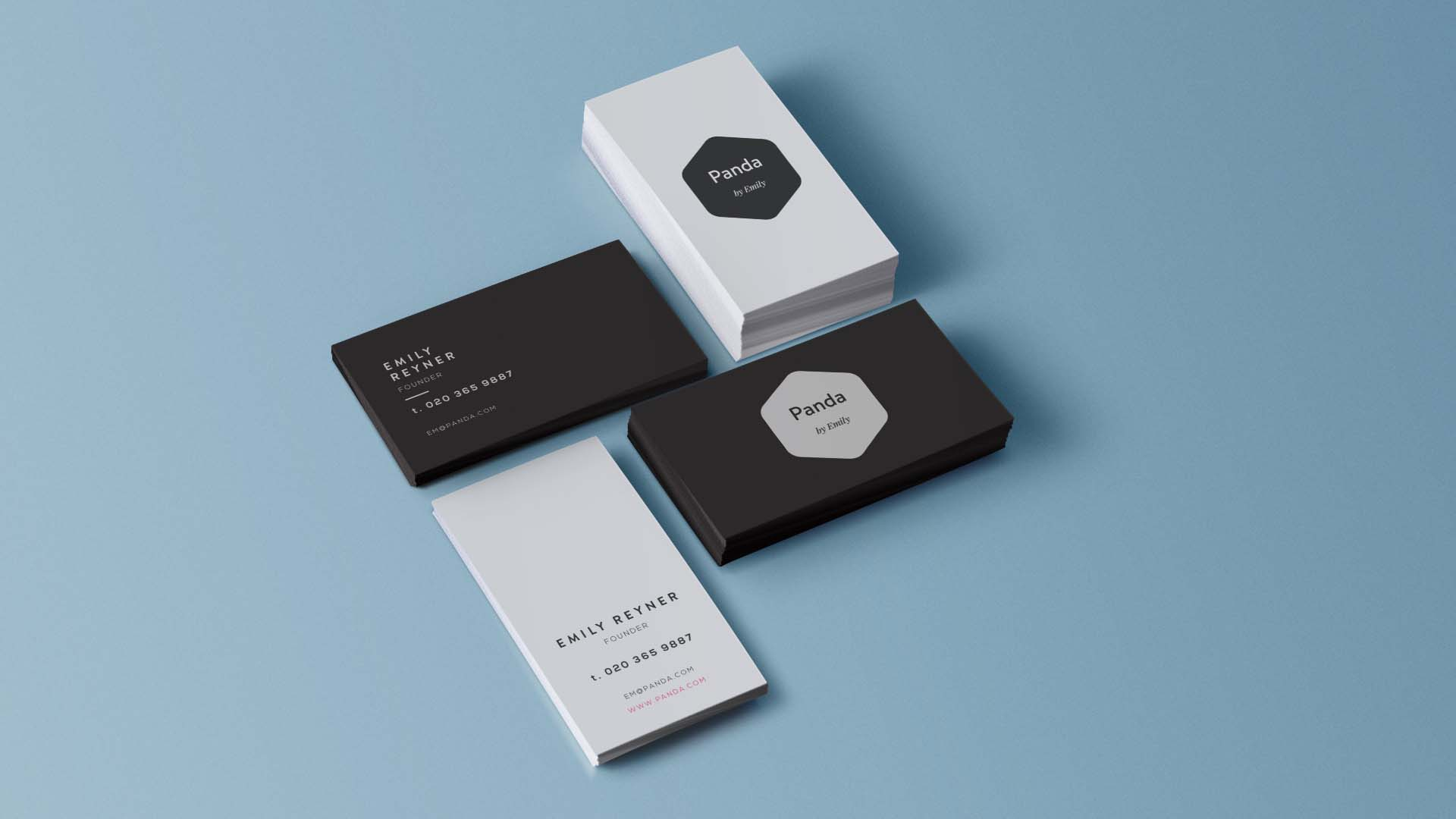 business card printing by WeKnowPrint