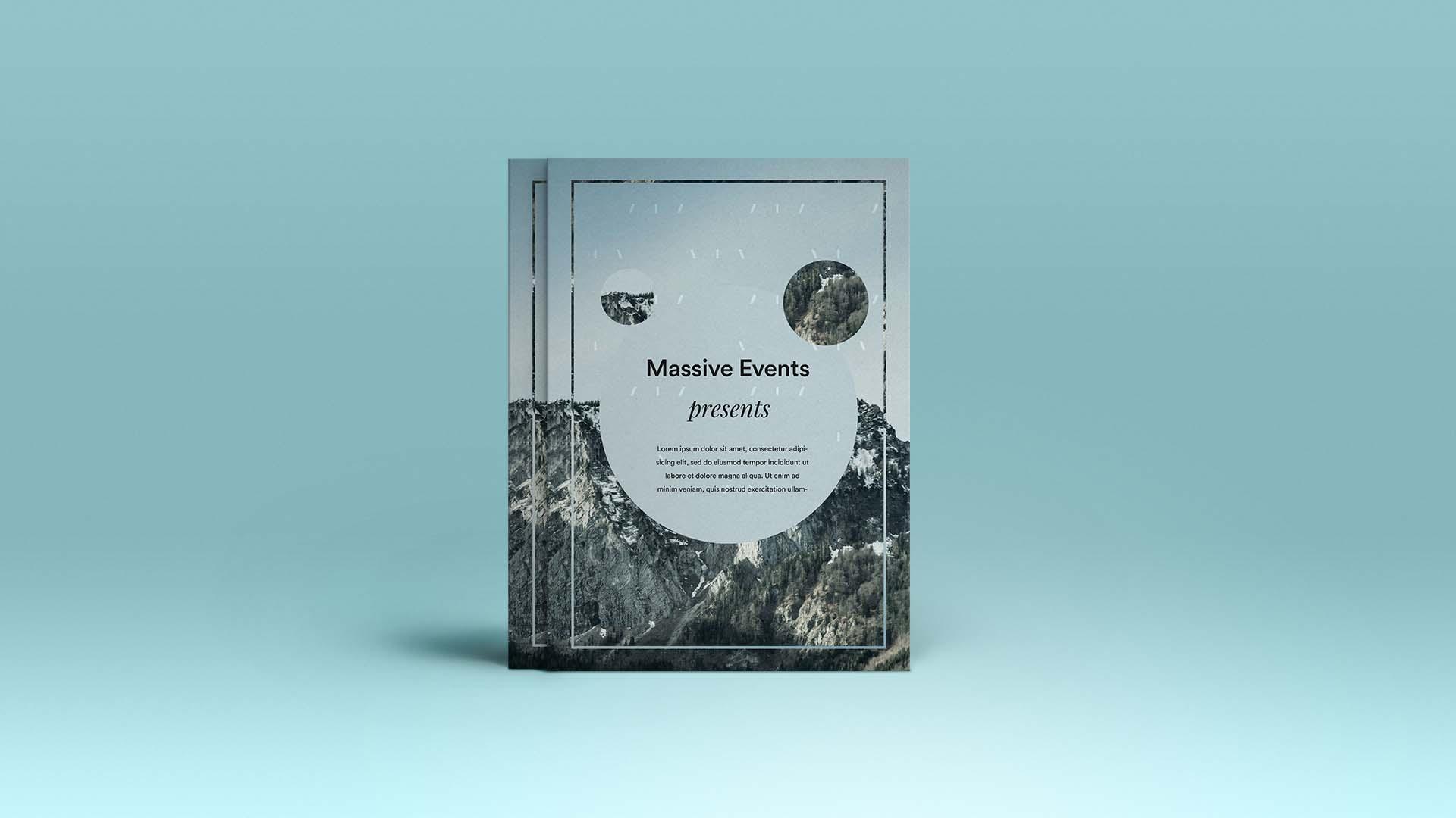 Leaflet printing by WeKnowPrint